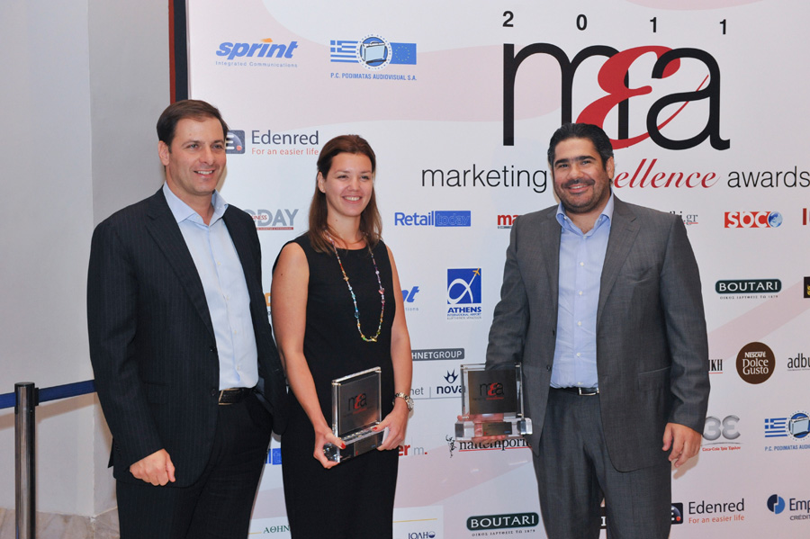 Marketing Excellence Awards 2011