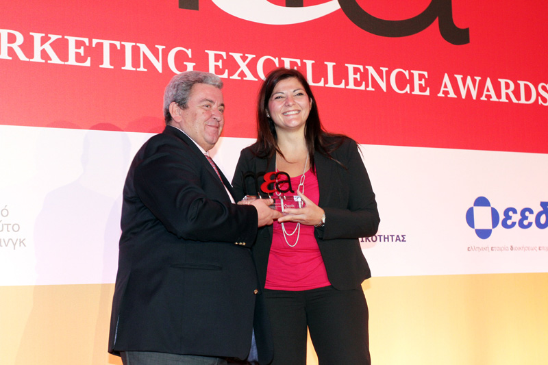 Marketing Excellence Awards 2013